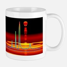Chromatogram, 2D View Mug