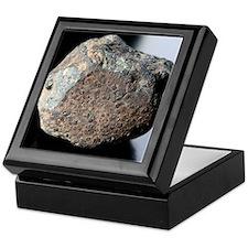 Chondrite meteorite Keepsake Box