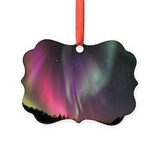 Aurora borealis Ornament