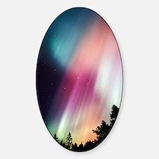 Aurora borealis Decal