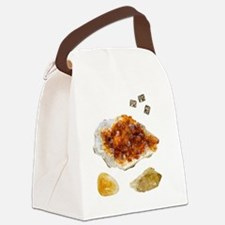 Citrine Canvas Lunch Bag