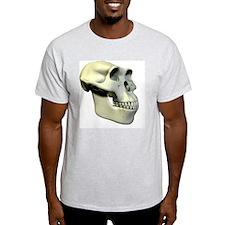 Australopithecus afarensis skull T-Shirt