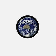 Australia, satellite image Mini Button