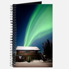 Aurora borealis in Alaska Journal
