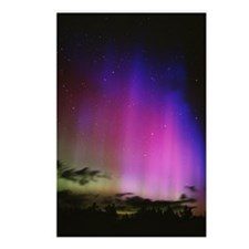 Aurora borealis, Finland Postcards (Package of 8)