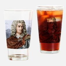Charles Dufay (du Fay)1698-1739 Drinking Glass