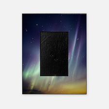 Aurora borealis Picture Frame