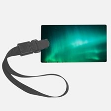 Aurora Borealis (Northern Lights Luggage Tag