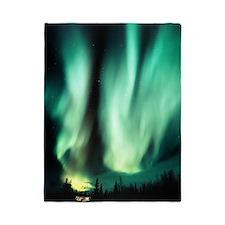Aurora borealis Twin Duvet