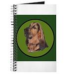 Exquisite Bloodhound Journal