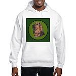 Exquisite Bloodhound Hooded Sweatshirt