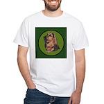 Exquisite Bloodhound White T-Shirt