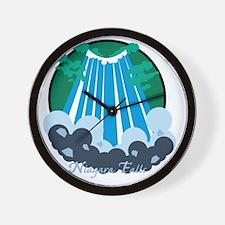 Niagara Wall Clock