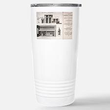 Chemical Catechism Darwin's chi Travel Mug