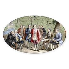 Charles de Secondat Montesquieu Decal