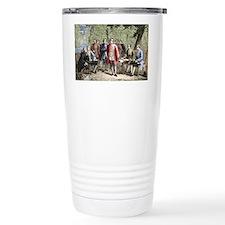 Charles de Secondat Montesquieu Travel Mug