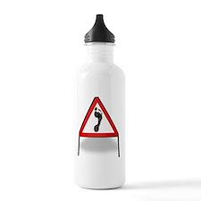 Carbon footprint, conc Water Bottle