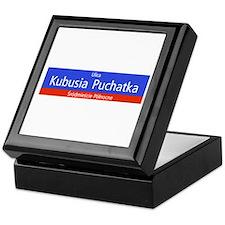 Ulica Kubusia Puchatka, Warsaw (PL) Keepsake Box