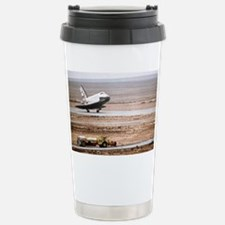 Buran space shuttle landing Stainless Steel Travel