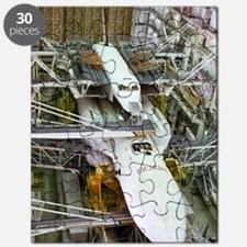 Buran space shuttle before flight Puzzle