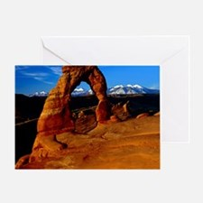 Arches National Park, Utah Greeting Card
