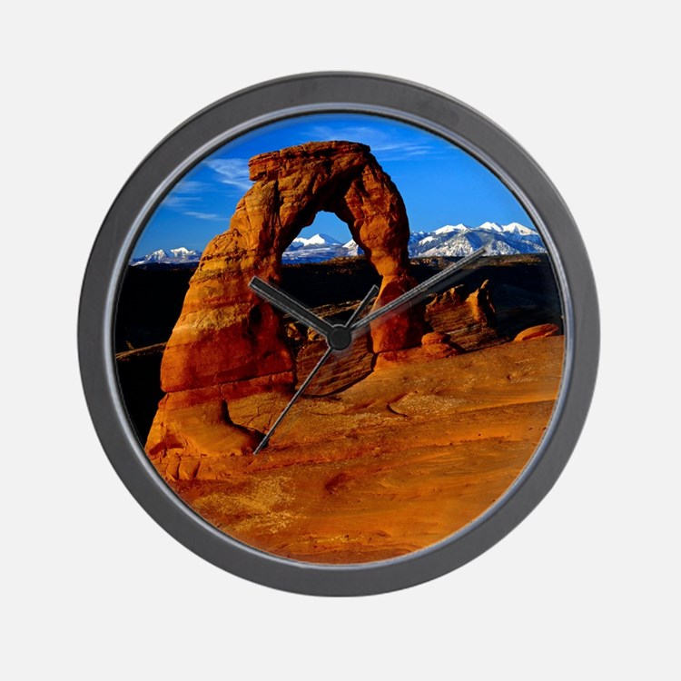 Arches National Park, Utah Wall Clock