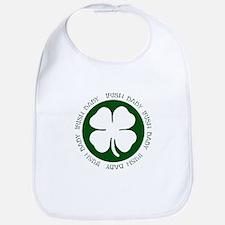ST. PATRICK'S DAY Irish Baby - Bib