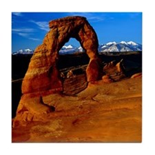 Arches National Park, Utah Tile Coaster