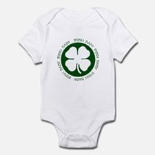 ST. PATRICK'S DAY Irish Baby - Infant Bodysuit