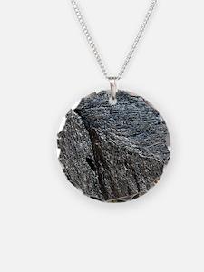 Antimony Necklace