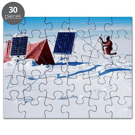 Antarctic research Puzzle