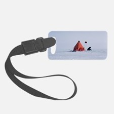 Antarctic field camp Luggage Tag