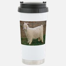 Angora goat Travel Mug