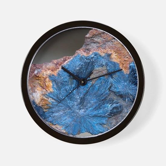 Antimonite Wall Clock