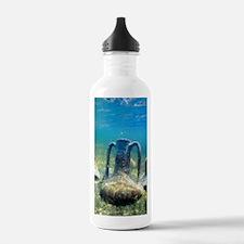Ancient amphora pots u Water Bottle