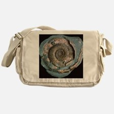 Ammonites Messenger Bag