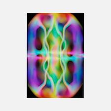 Bose-Einstein condensate simulati Rectangle Magnet