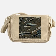 Andesite rock Messenger Bag