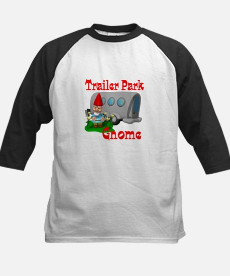 Trailer Park Gnome Kids Baseball Jersey