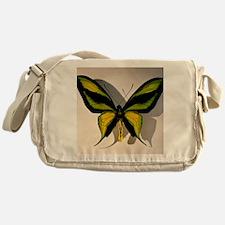Birdwing Butterfly Ornithoptera para Messenger Bag