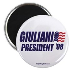 "Giuliani '08 2.25"" Magnet (100 pack)"
