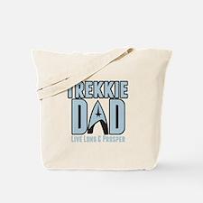 Trekkie Dad Tote Bag