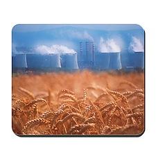 Air pollution Mousepad
