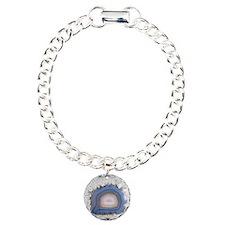 Agate, artificially colo Bracelet