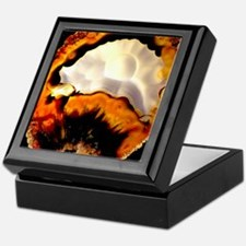Agate Keepsake Box