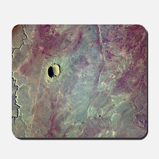 Barringer Crater, Arizona Mousepad