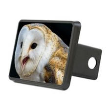 Barn owl calling Hitch Cover