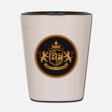 royal family Shot Glass