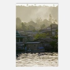 Air pollution Postcards (Package of 8)