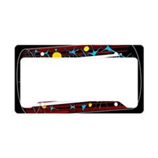 Axon anatomy, artwork License Plate Holder